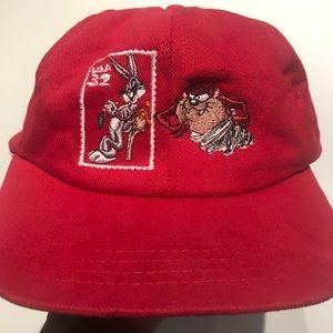 Vintage Big Kids 1997 Looney Toons SnapBack